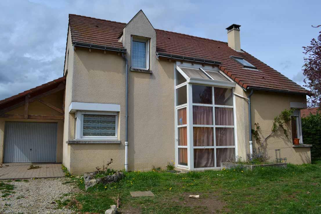 MAISON T4 / 96 m² (AGENCE DE CUSSET)