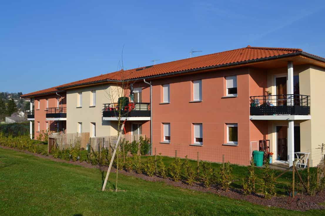 APPARTEMENT T2 / 38.35 m² (AGENCE DE CUSSET)