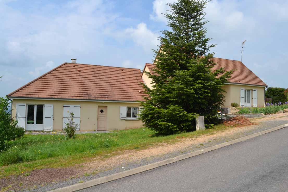 MAISON T4 / 86.5 m² (AGENCE DE CUSSET)
