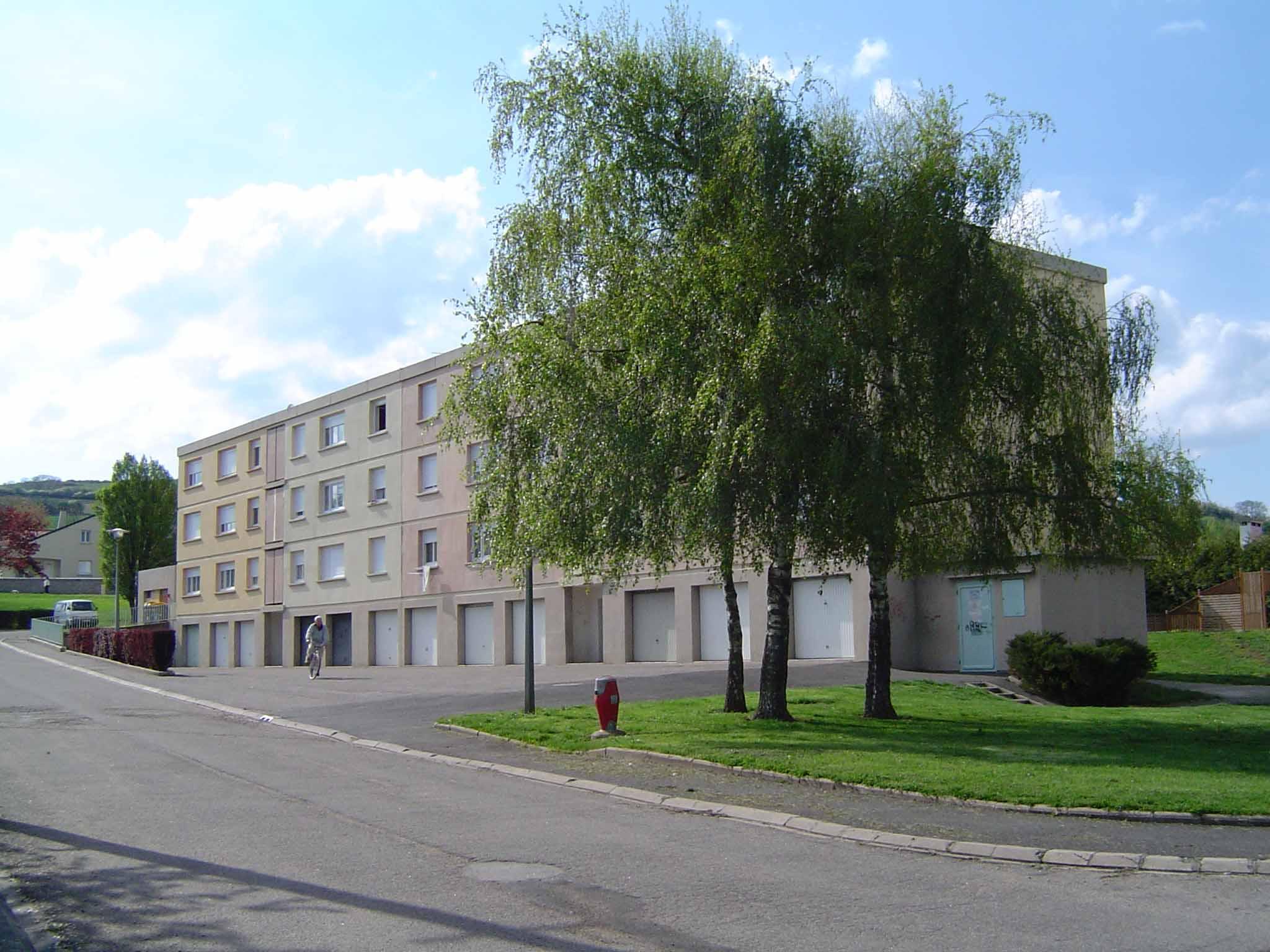 APPARTEMENT T2 / 43 m² (AGENCE DE CUSSET)