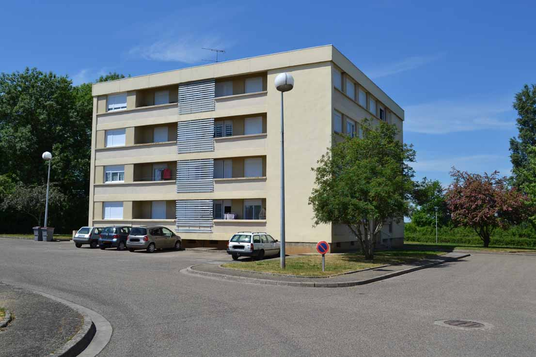 APPARTEMENT T2 / 51 m² (AGENCE DOMERAT)