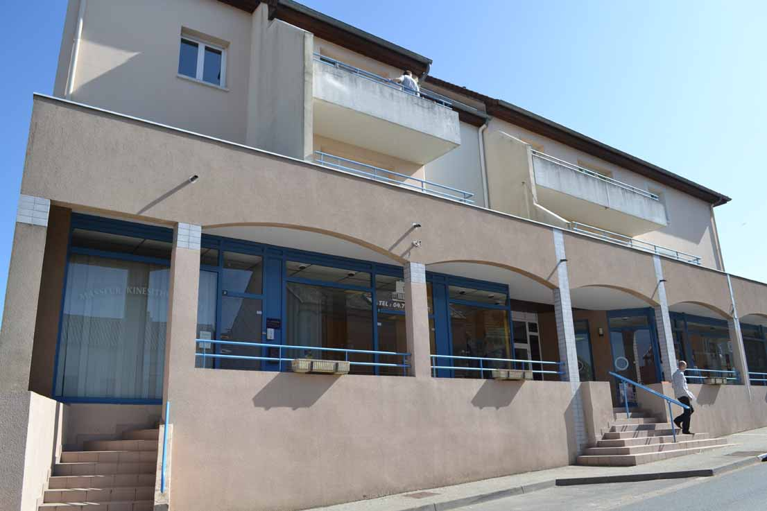 APPARTEMENT T2 / 69 m² (AGENCE DOMERAT)