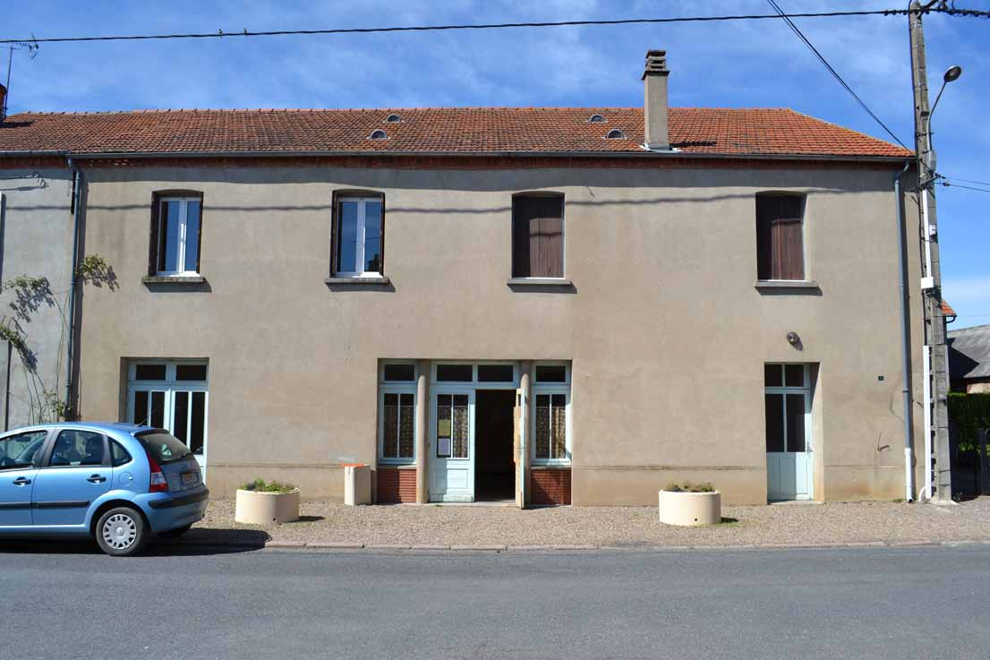 APPARTEMENT T3 / 85 m² (AGENCE MOULINS)