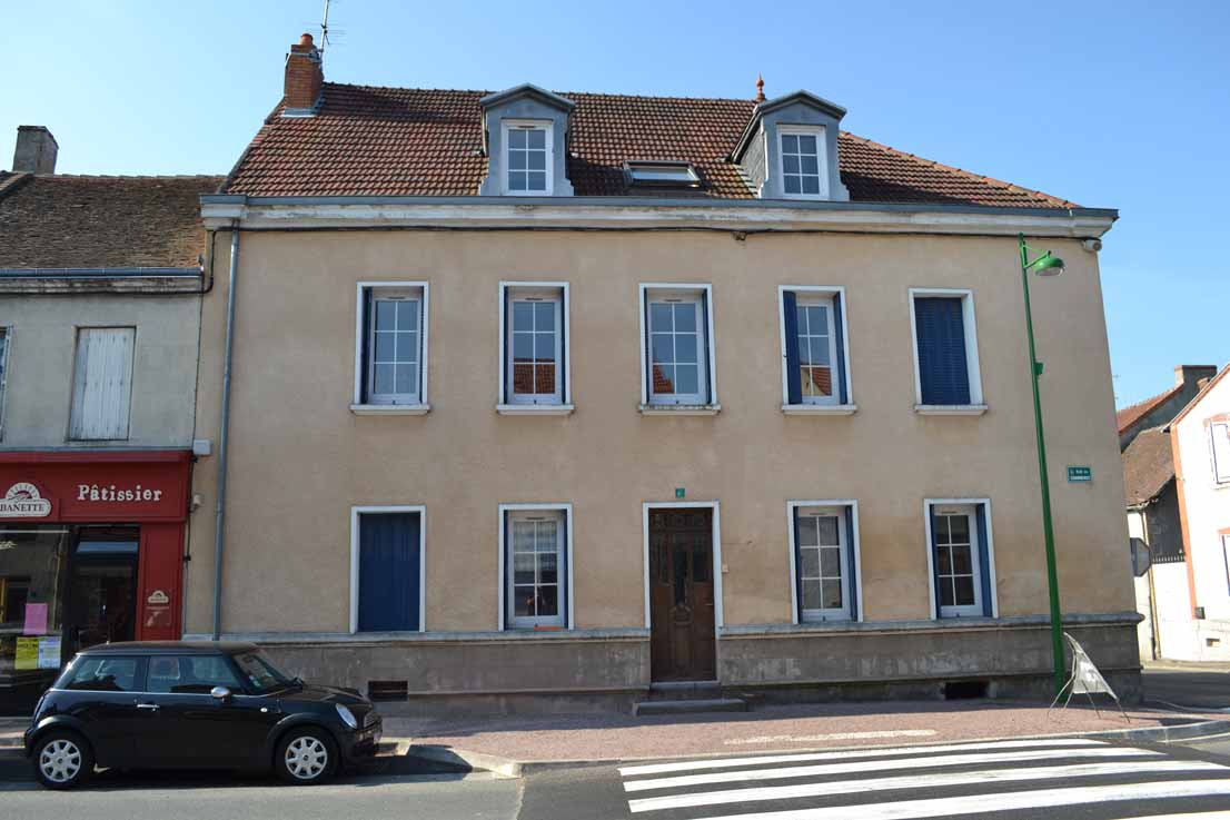 APPARTEMENT T3 / 63.5 m² (AGENCE DOMERAT)