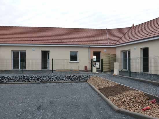 MAISON T2 / 54.32 m² (AGENCE YZEURE)