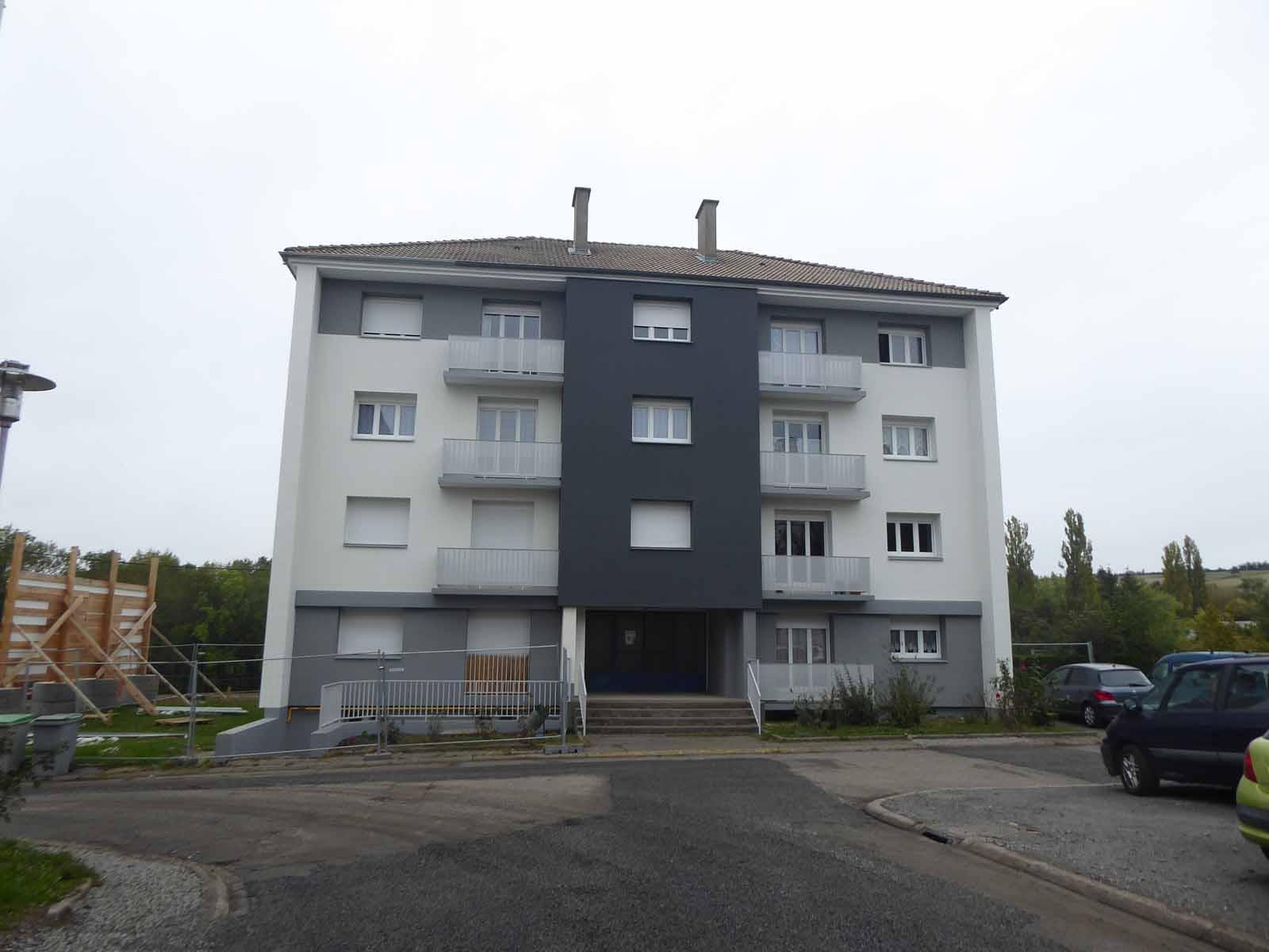 APPARTEMENT T4 / 78 m² (AGENCE DE CUSSET)