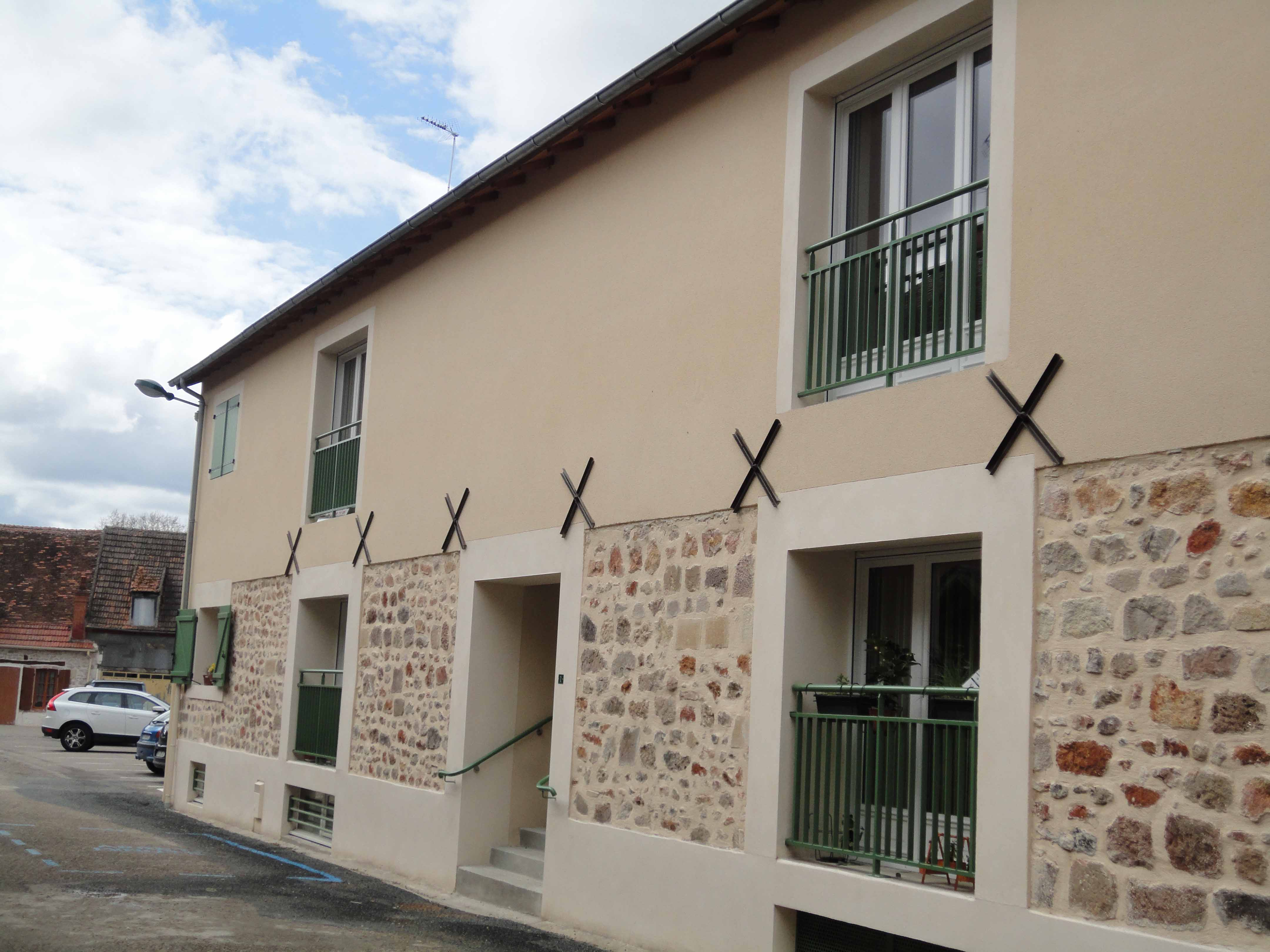 APPARTEMENT T3 / 71.82 m² (AGENCE DOMERAT)