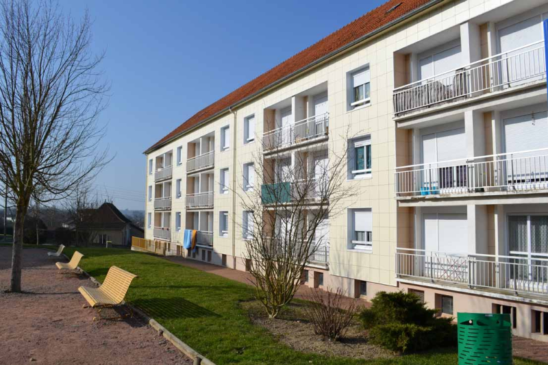 APPARTEMENT T4 / 73 m² (AGENCE MOULINS)
