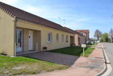 MAISON T2 / 59.85 m² (AGENCE YZEURE)