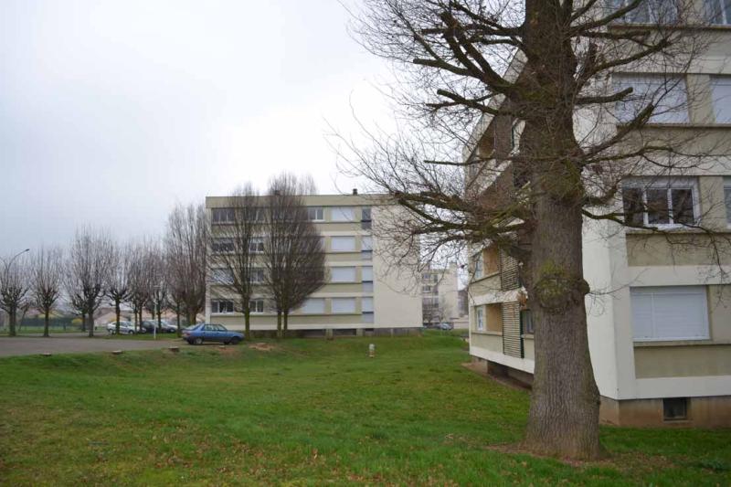 APPARTEMENT T4 / 77 m² (AGENCE DE CUSSET)