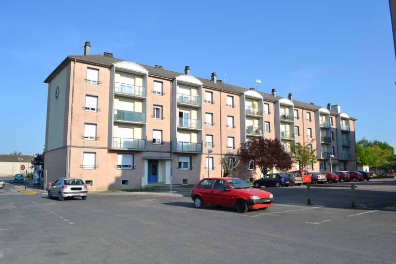 APPARTEMENT T4 / 78 m² (AGENCE MOULINS)